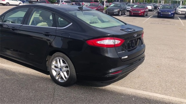 Certified used 2013 ford fusion se 4d sedan near indianapolis p3120 certified pre owned 2013 ford fusion se fandeluxe Image collections