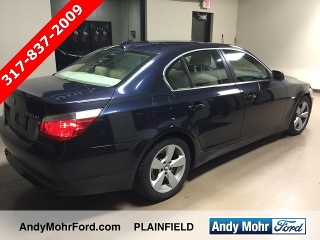 Used BMW Series Xi D Sedan Near Indianapolis CA - 530xi bmw