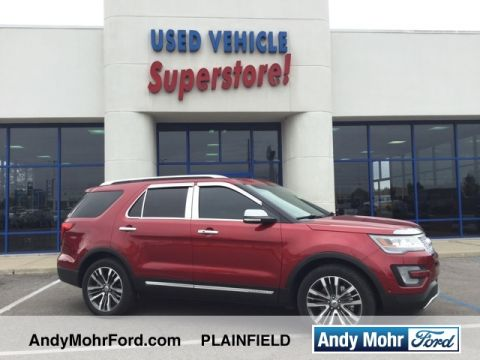 Used Cars for Sale Plainfield IN | Andy Mohr Ford
