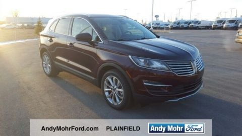 New 2017 Lincoln MKC Select 4D Sport Utility near Indianapolis #T25710 ...